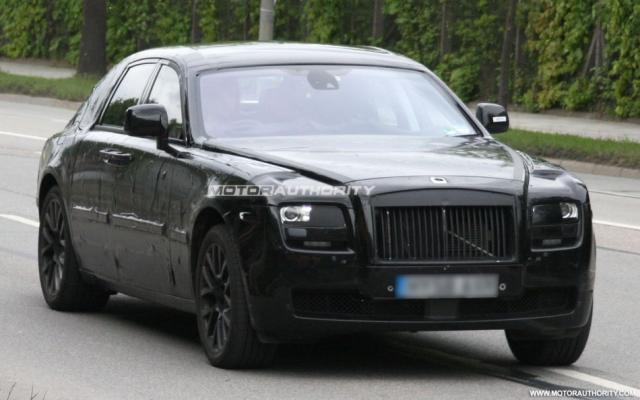 2009/11 - [Rolls-Royce] Ghost / Ghost EWB - Page 7 563261