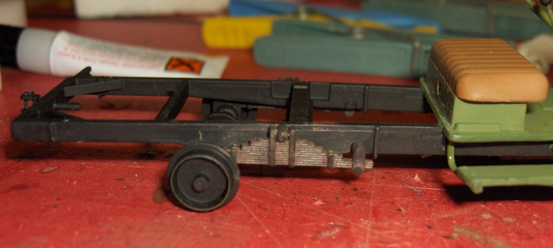 Camion Russe GAZ-MM de 1943 Zvezda 1/35 623899HPIM1736