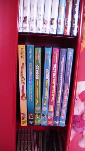 Postez les photos de votre collection de DVD Disney ! - Page 38 662621CAM_0136