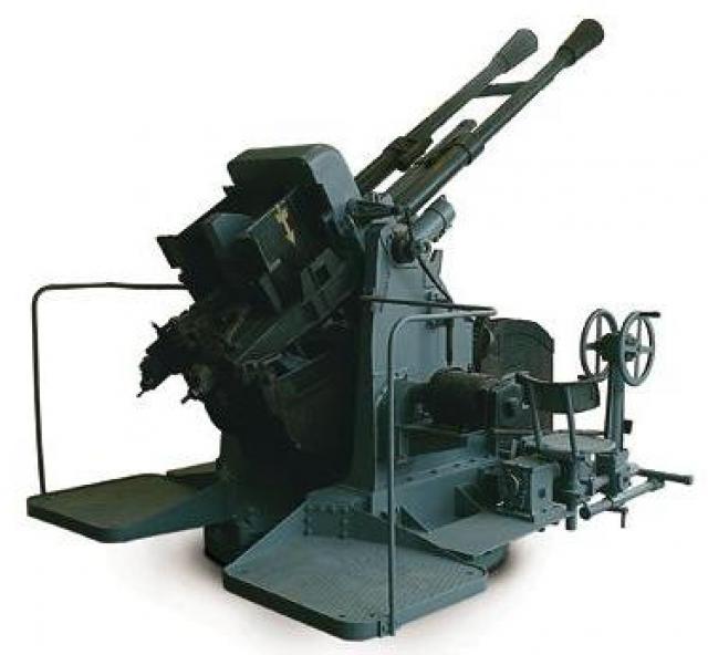 ITALIE CROISEURS LEGERS CLASSE CAPITANI ROMANI 674969WNIT_37mm_54_m1932_museum_pic