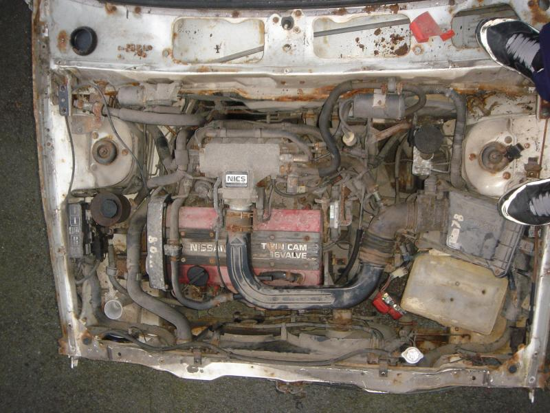 La sunny GTI coupé de Nono-Senpai, CA16 inside 6763DSC00721