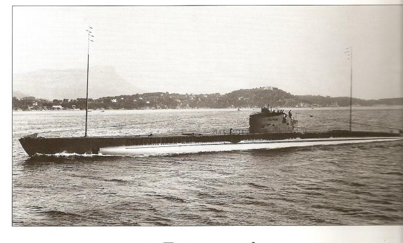 FRANCE SOUS MARINS CLASSE NARVAL 730798Dauphin