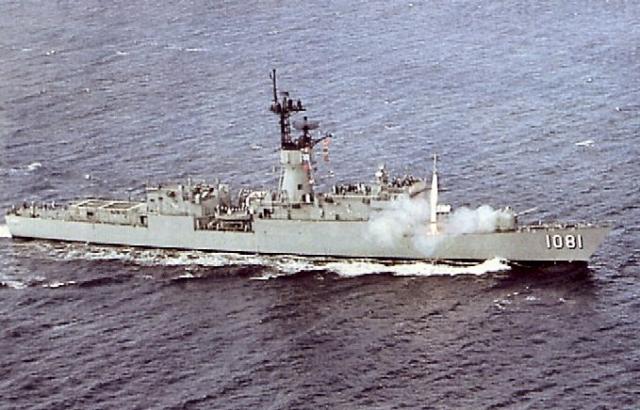 USN DESTROYERS CLASSE FARRAGUT 74674Aylwin_fregate