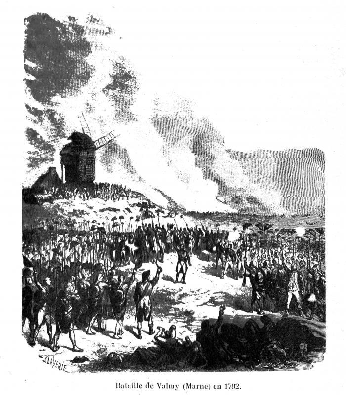 la campagne de 1792 760518Bataille_de_Valmy__Marne__en_1792