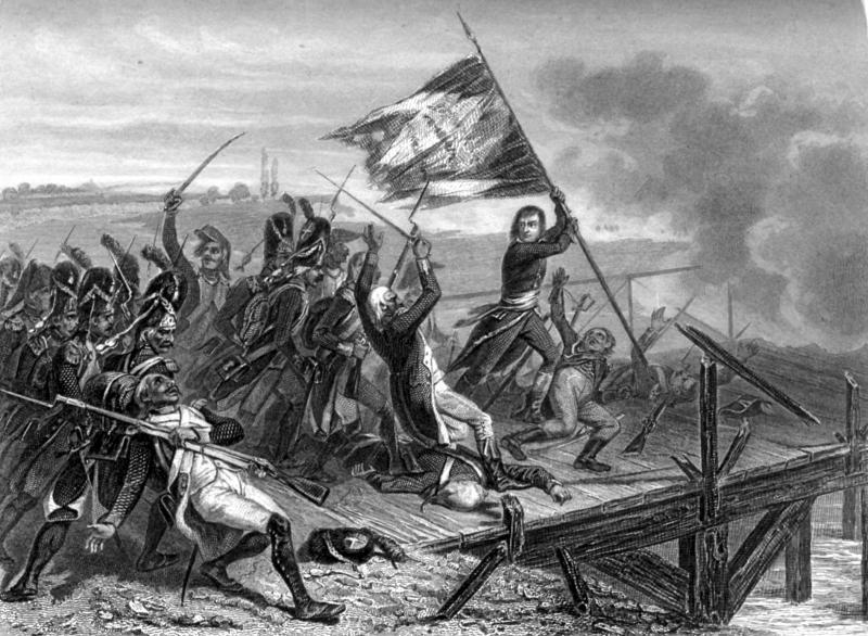 La campagne d'Italie en 1796 768163Arcole