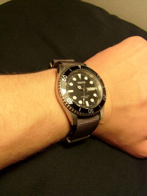 YEMA 929 - bracelets et inserts 805533SL741990