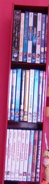 Postez les photos de votre collection de DVD Disney ! - Page 38 828369CAM_0129