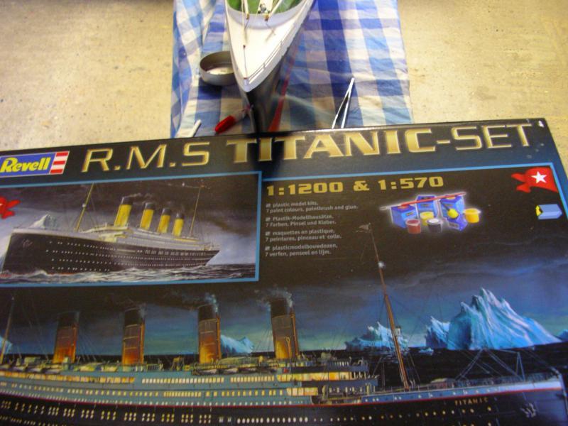 Le Titanic au 1/1200 et 1/570 830267IMGP1017