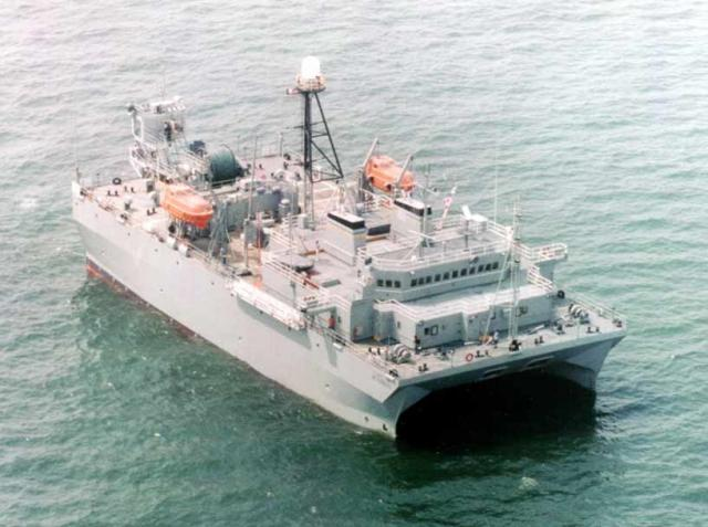 MILITARY SEALIFT COMMAND 833945USNS_Victorious