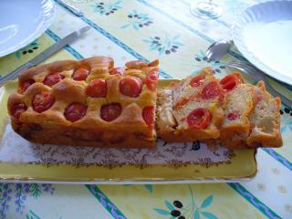 Le cake aux saint-Jacques et tomates cerises 923440cake2