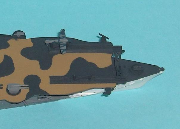 DKM Graf Zeppelin [revell 1/720] 952910HPIM1129