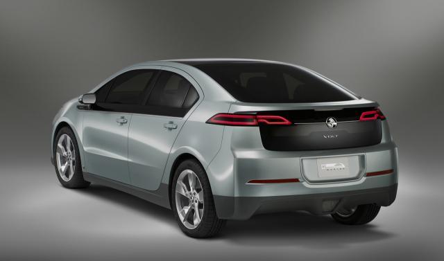 2011 - [Opel] Ampera 9992162