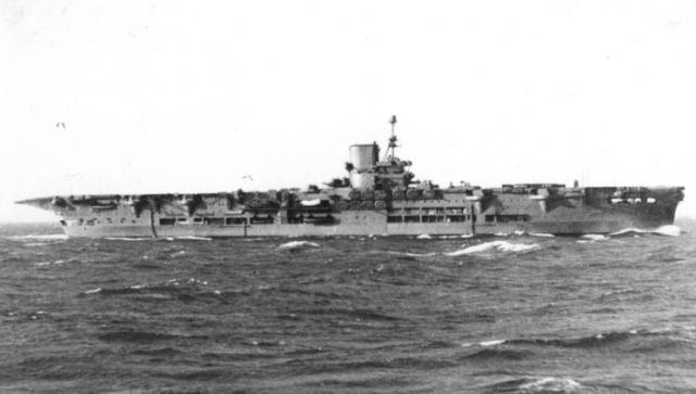 ROYAL NAVY PORTE-AVIONS CLASSE AUDACIOUS 102238HMS_Ark_Royal_1939