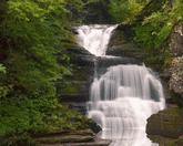 La douce cascade