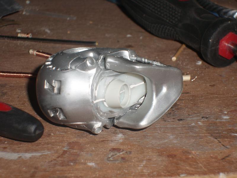 Diorama Endoskeleton T-800 Neca Taille 1/4 123943893701t1
