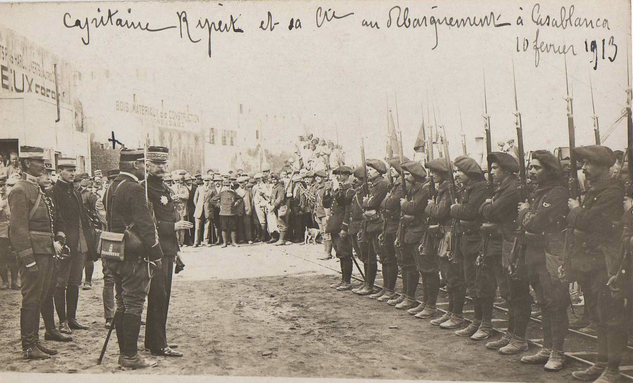 14e Bataillon de Chasseurs 12752114bcamaroc1913