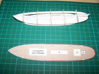 construction navire Ambrose en papier de Tangkart - Page 2 164345100_1899