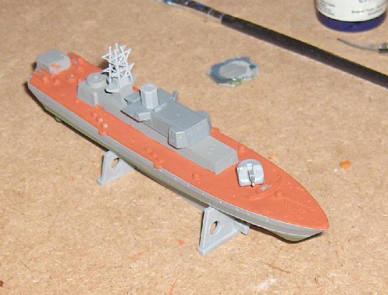 Corvette PAUK I - Mirage 1/400 179466776638HPIM1205