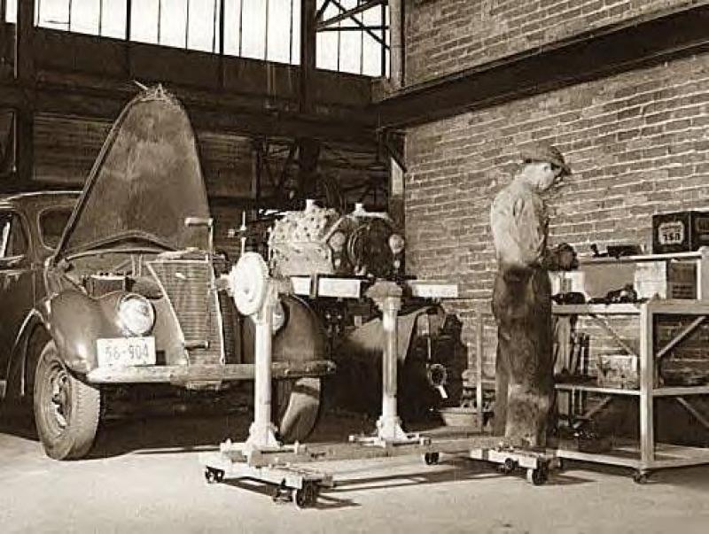 Paysages urbains d'époque 187861303690Auto_Repair__Atlanta__Ga___1939
