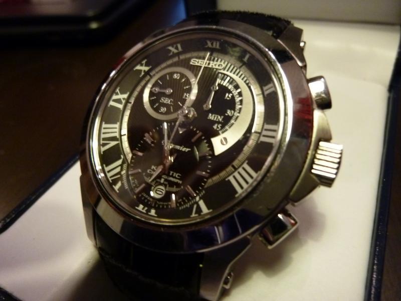 Choix d'une montre, grand cadran, à moins de 400 euros - Page 2 191469P1020564