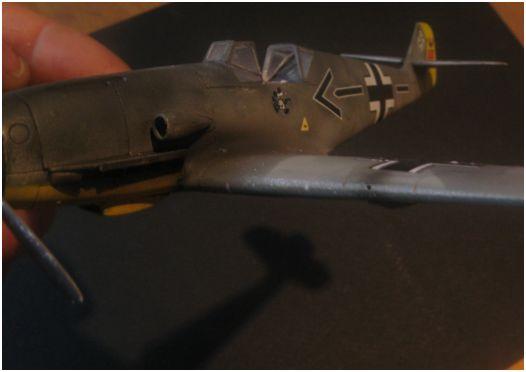 ME 109 F  JG 26   72em 200744Capturer109g