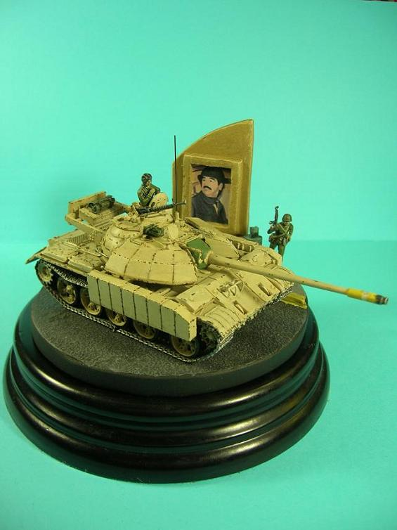 T-55 ENIGMA Irak 1991 - 1/72° 203364002