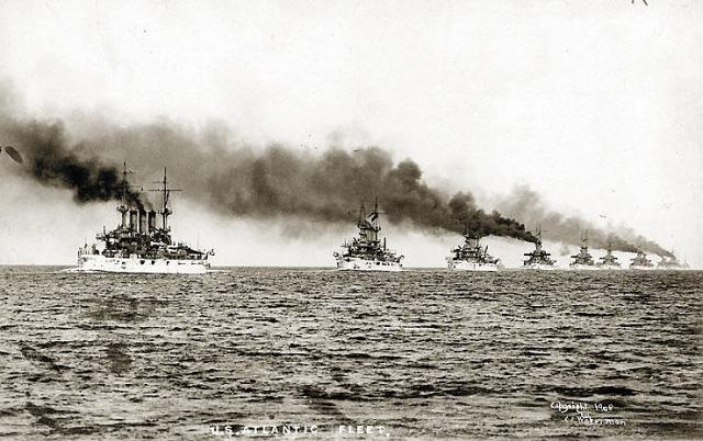 USN CUIRASSES CLASSE WYOMING 203753Us_atlantic_fleet_1907
