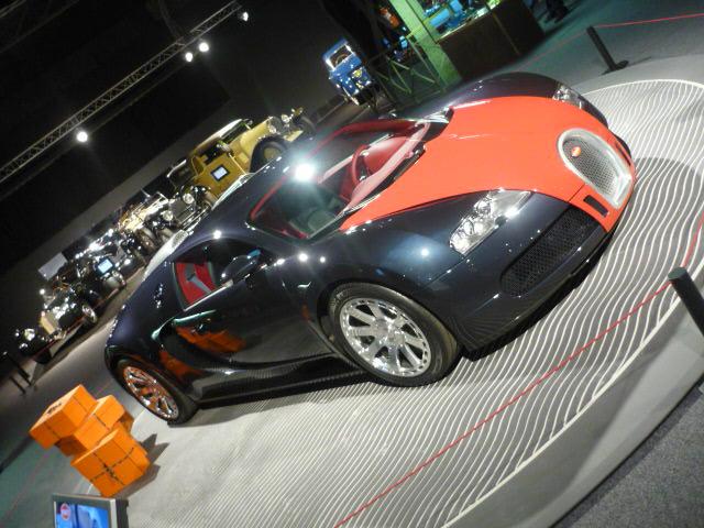 2010 - [Exposition] Les 100 ans de Bugatti 2218102