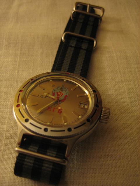 """[Vendue] Vostok Amphibia """"KGB"""" 232762IMG_9048"""