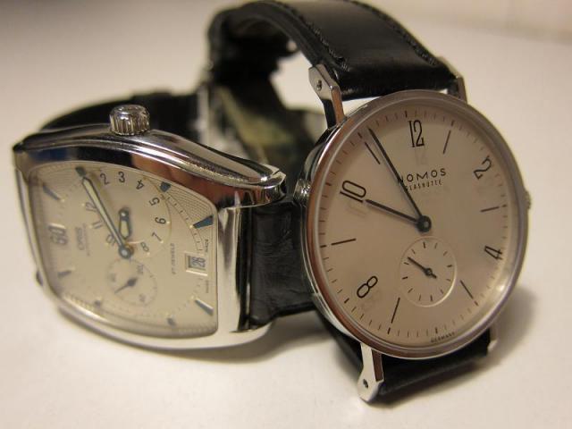 Moi et mes montres : Nomos spéciale et régulateur, oui, mais lequel ? 23322IMG_0191