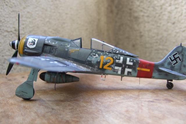 Stuka Heller ex Airfix  1/48 249720FW190_A8.R8__1_