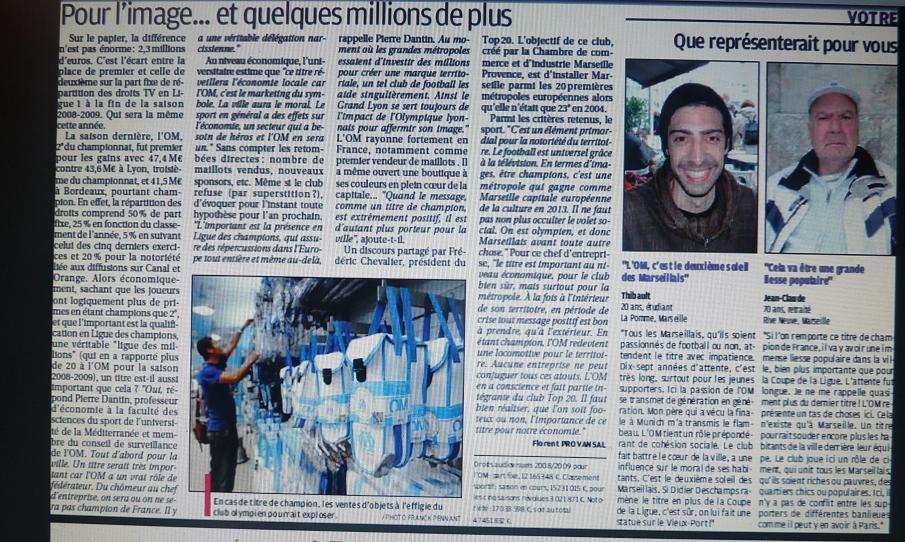 """LA CAVERNE DES TROPHEES DE L""""OM - Page 2 251430P1080478"""