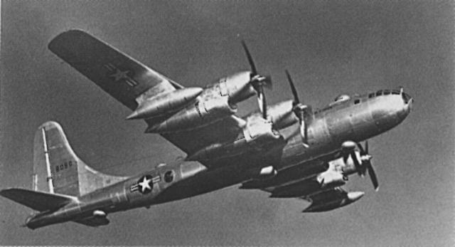 DOUGLAS A-3 SKYWARRIOR 254335Boeing_B50