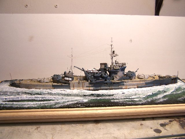 Hms Warspite airfix 1/600 - Page 4 273400hms_Warspite_104