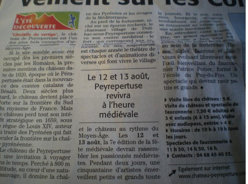 PATRIMOINE DE LA MEDITERRANEE - Page 2 275642IMGP5922
