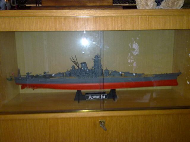 Cuirassé Yamato  296807Yamato.pascol