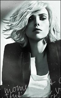 Scarlett Johansson #020 avatars 200*320 pixels 301150ava_scarlettbw
