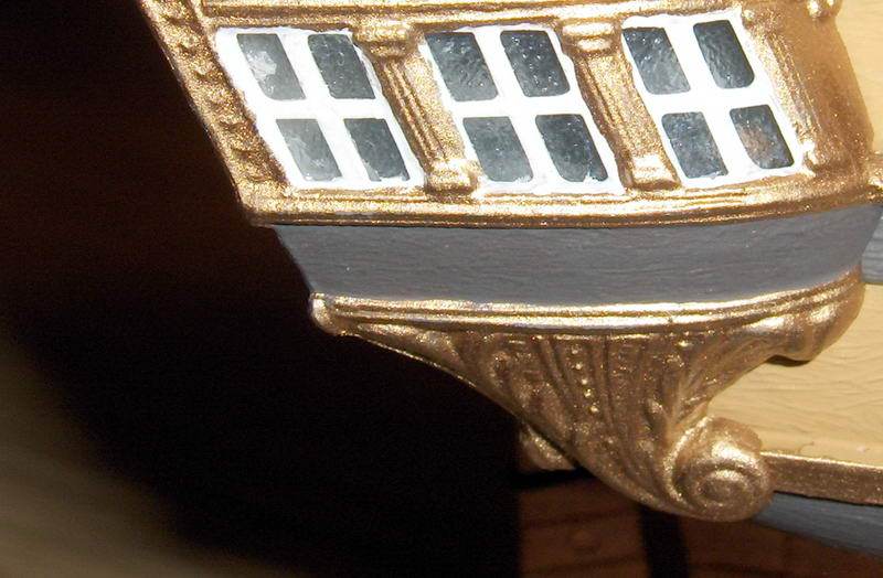 Frégate Belle Poule 1834 (Heller 1/200°) par Christophe - Page 4 306922HPIM0685