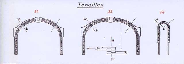 La Réale de France au 1/75ème - Heller - Page 2 3225902_TenaillesR