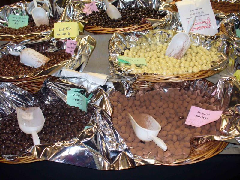 Le salon du chocolat à Paris 326559cho33