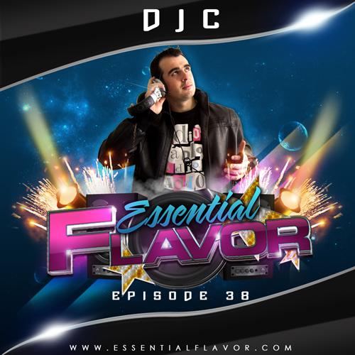 [PODCAST] ESSENTIAL FLAVOR by DJ ADDICT & MASTER-T (18) 354600DJC_500X500