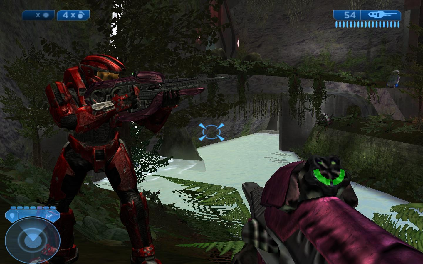 Some pictures I made on halo CE 360999halo