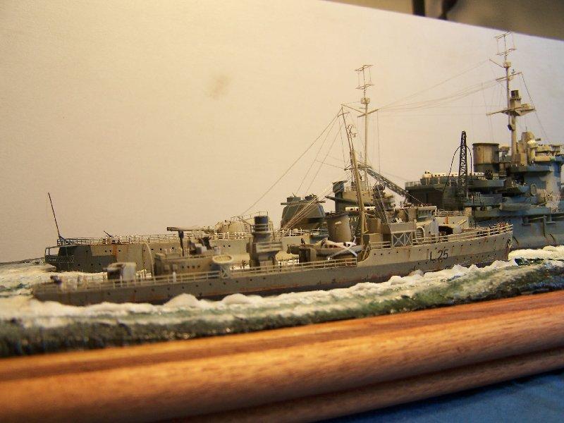 Hms Warspite par OrionV au 1/600 - airfix  364218hmswarspite123