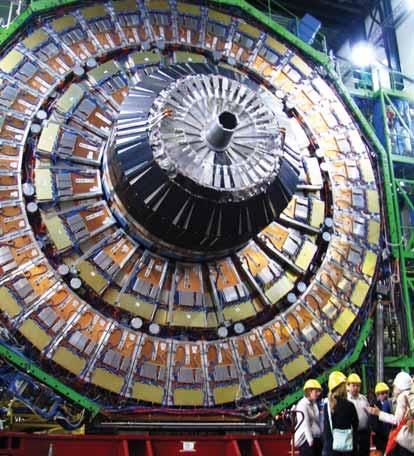أهم تجربة فيزيائية قد تغير آفاق المعرفة الإنسانية إعادة تشغيل ماكينة «الانفجار الأعظم» 367911Pictures_2009_12_03_b53e596c_ca67_43b6_8260_df467d94cb4c