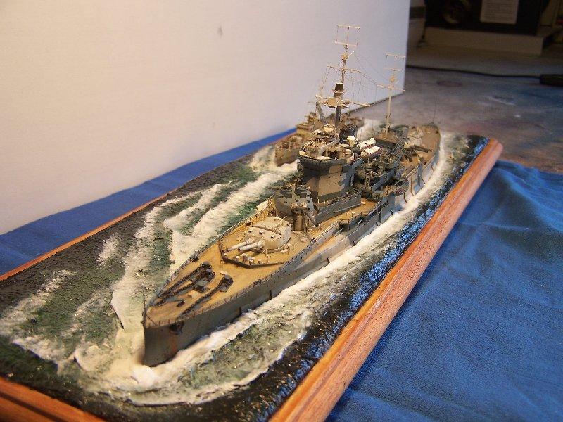 Hms Warspite par OrionV au 1/600 - airfix  380569hmswarspite118