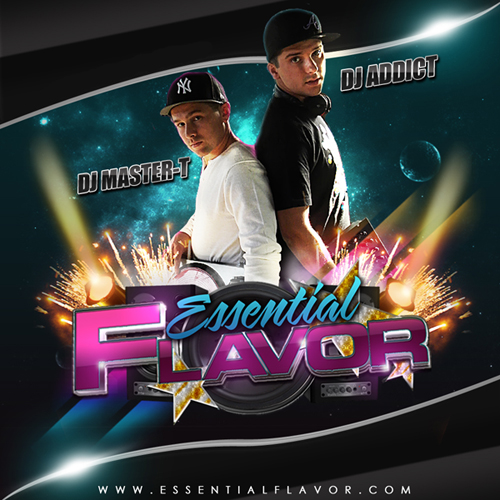 [PODCAST] ESSENTIAL FLAVOR by DJ ADDICT & MASTER-T (18) 405877Essential_Flavor_Podcast_Promo_500x500