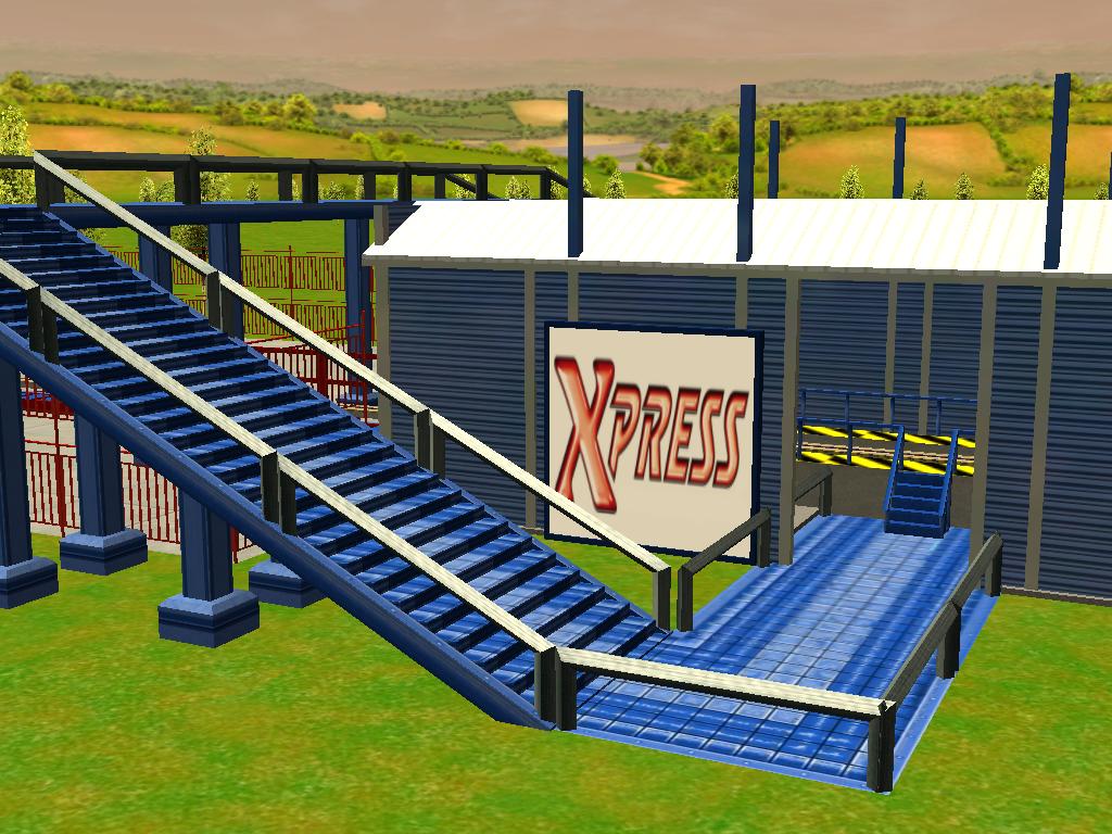 les attractions disney les meilleurs sur roller coaster tycoon 3 - Page 5 406212Shot0539
