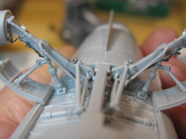 DUO: F-104N (NASA) + F-104G (BAF) Hazegawa 1/48  410360IMG_3567