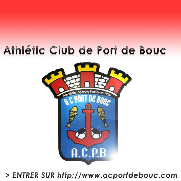 ATHLETIC CLUB  PORT DE BOUC ET SC PORT DE BOUC  / PHA PROVENCE  412897untitled