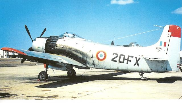 DOUGLAS A-1 SKYRAIDER 414965Skyraider_EC_3_20